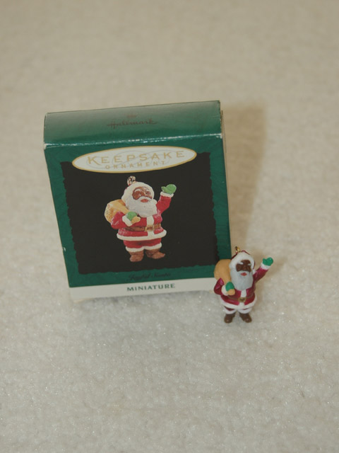 Keepsake Mini Santa