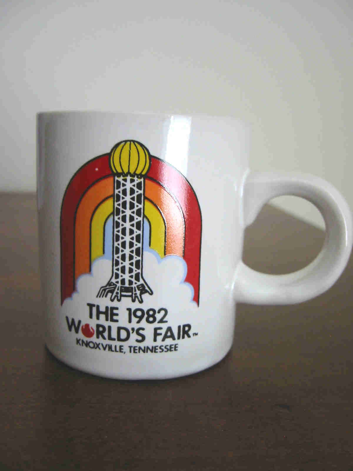 1982 Worlds Fair Mini-Mug