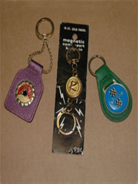 Vintage Key Chains