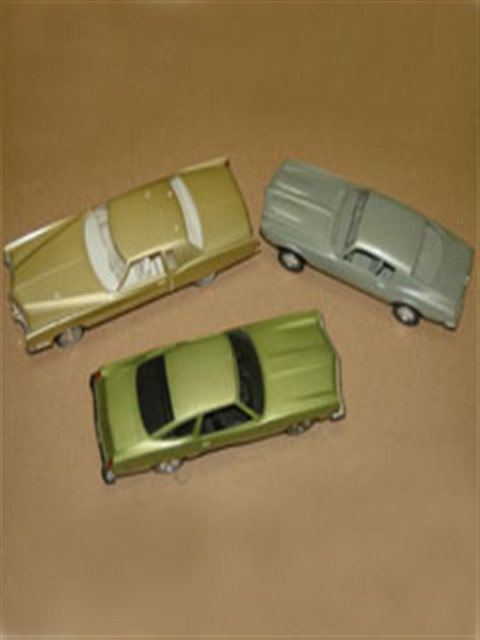 Toy Cars & Models