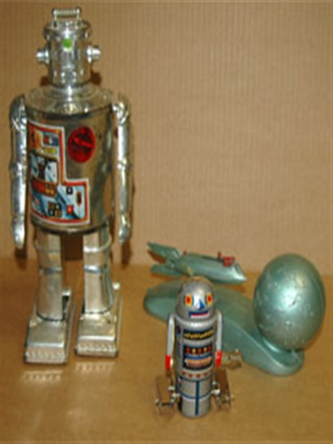 Space/Sci Fi Toys