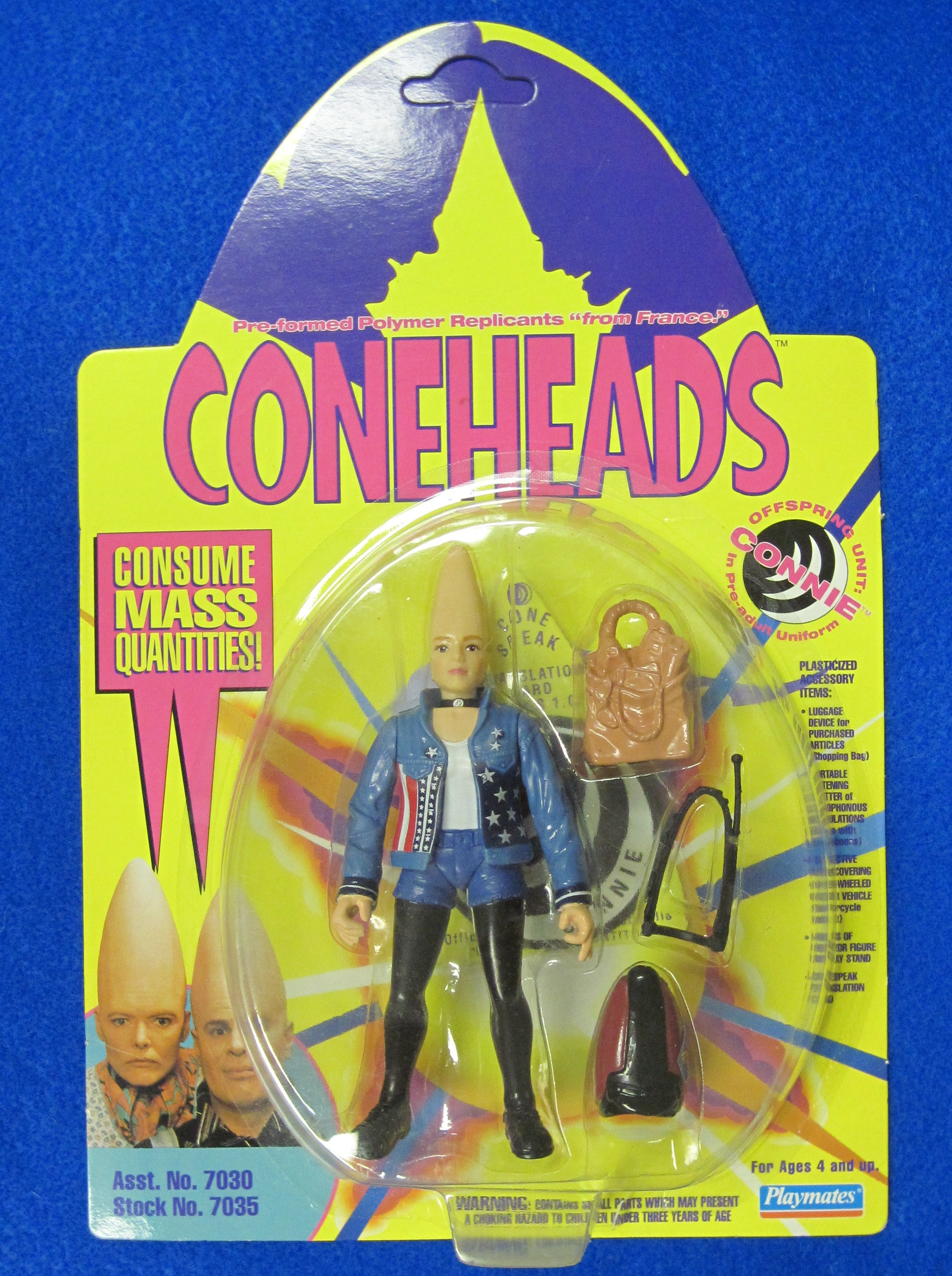 Coneheads Action Figure - Connie