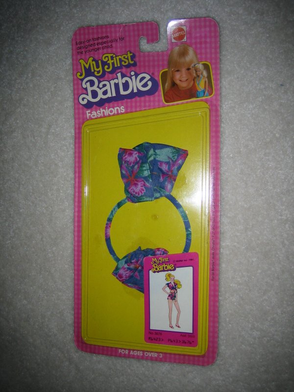 Barbie Doll Halter Top and Shorts