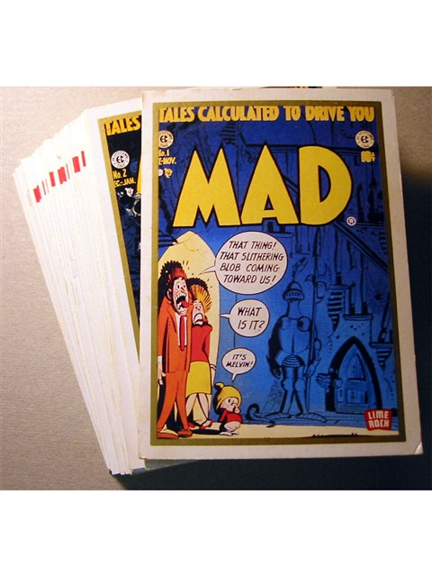 MAD Magazine Collector Cards