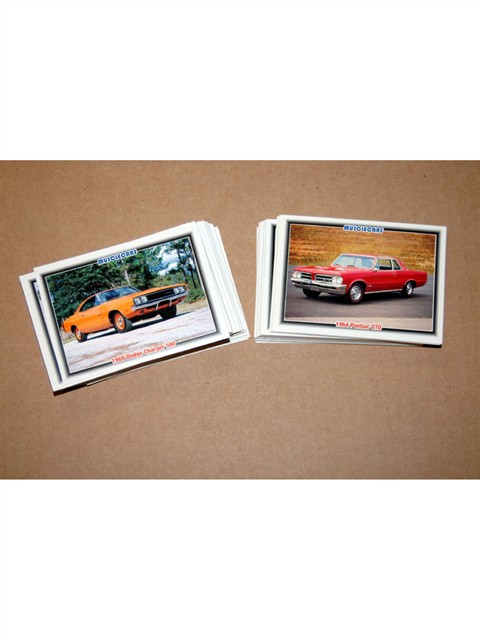 Muscle Car Collector Set