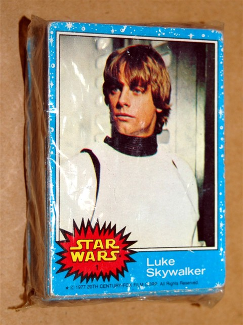 Star Wars 1977 Series I