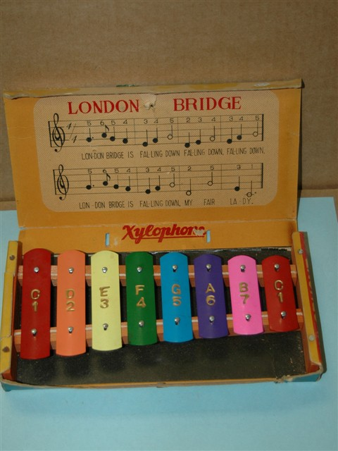 Mickey Mouse Style Xylophone