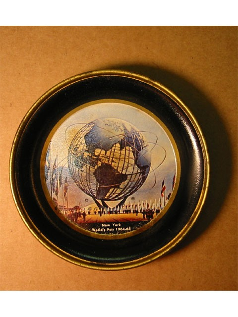 1964-1965 Worlds Fair Tip Tray