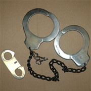 Hand Cuffs & Restraints