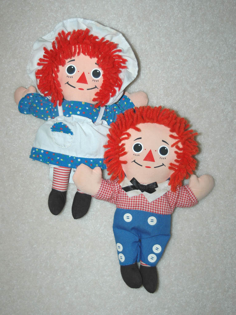 raggedy ann and andy 10 00 gatreasures com unique antiques