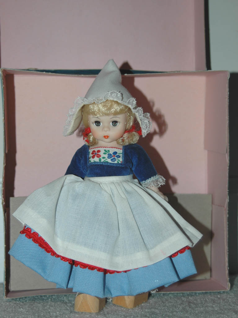 Madame Alexander Dutch Girl Doll