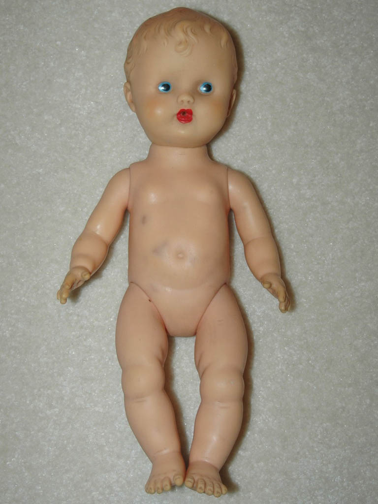 Rubber Baby Doll - $8.00 : GATreasures.com, Unique antiques and ...