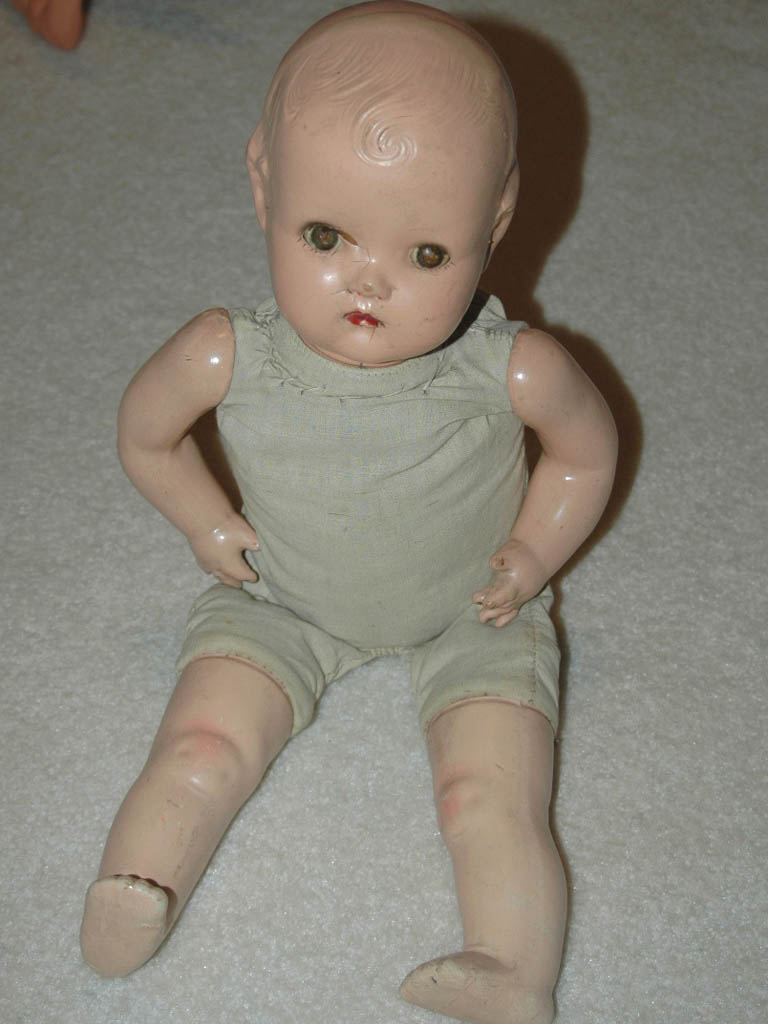 Horsman Composition Doll