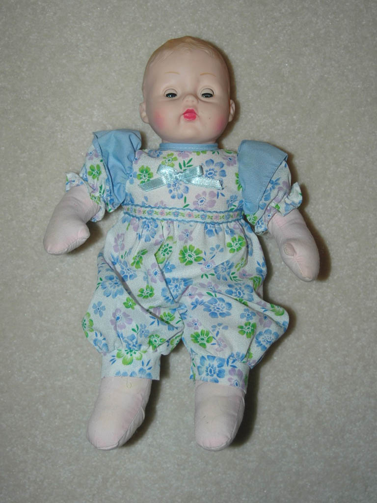 Madame Alexander Soft Baby Doll