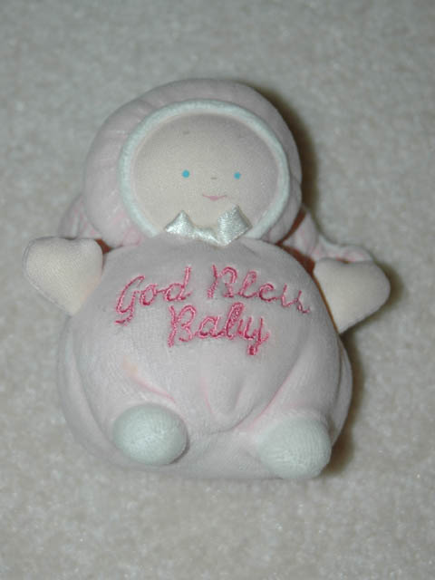 Baby Rattle Doll