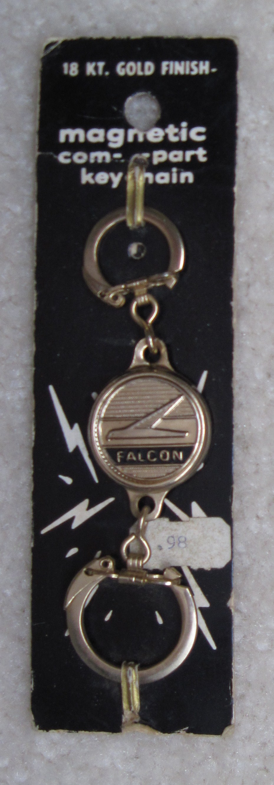 Ford Falcon Key Ring - Detachable