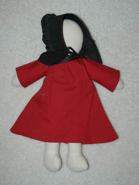 Amish Cloth Doll